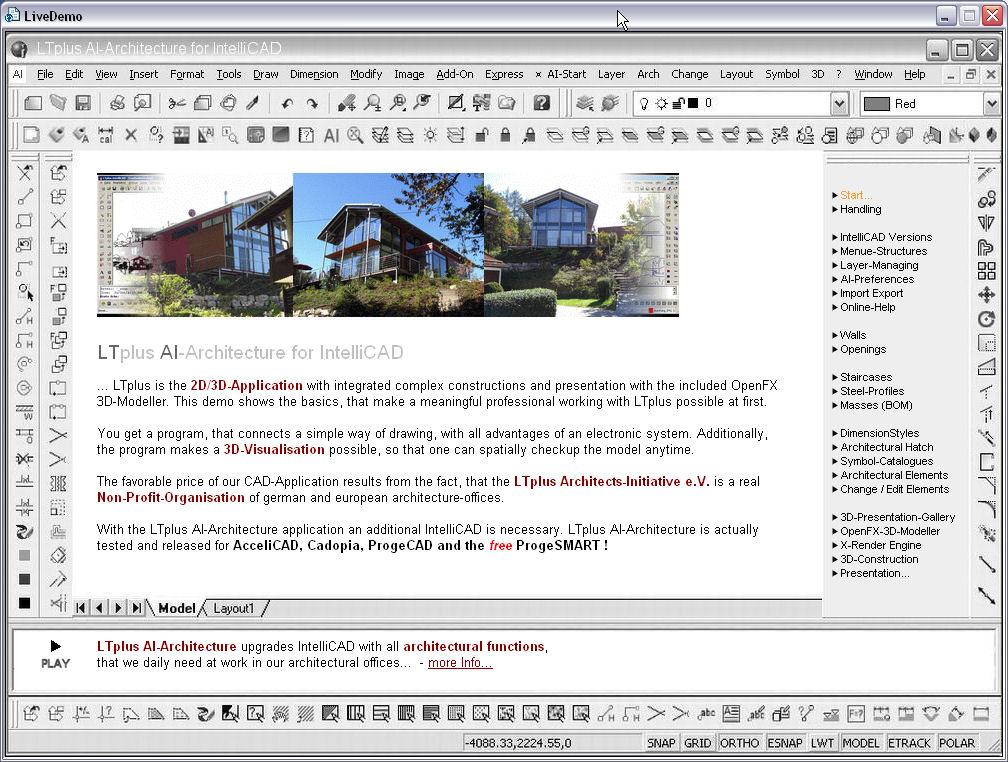 Ltplus ai architecture trial screenshot windows 8 downloads for Windows 8 architecture